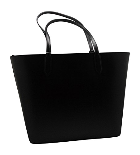 Kate Spade Lucia Bell Street Top Zip Shoulder Tote Bag Black by Kate Spade New York (Image #3)