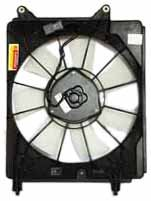 TYC 611200 Honda Element Replacement Condenser Cooling Fan Assembly