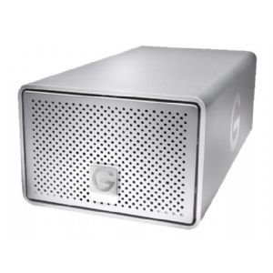 G-Technology G-RAID with Removable Drives High-Performance Storage System 8TB (Gen7) (0G03244)