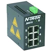 N-tron Ethernet Switch 306TX-N
