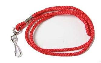 9f29976857d9 Amazon.com   Lifeguard Master WHISTLE STRAP - LANYARD - RED ...