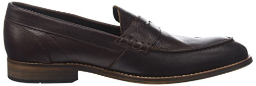 Bertie Brockwell, Mocasines para Hombre Marrón (Brown)
