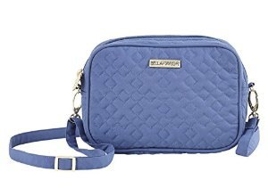 heritage-blue-microfiber-quilted-cotton-uptown-bag-475x675x175-inches-with-adjustable-strap-and-slip