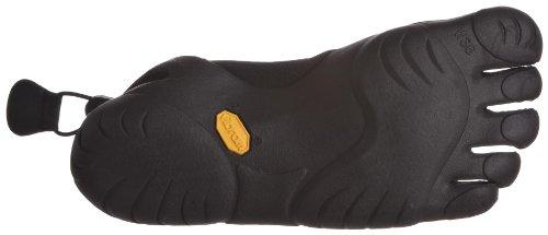 Chaussures à FiveFingers course Classic Black Classic Noir femme FiveFingers pied wrtXpqt