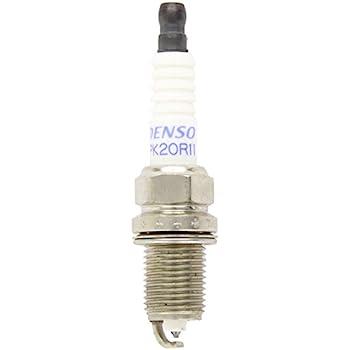 Denso (3128) PK20R11 Double Platinum Spark Plug, Pack of 1