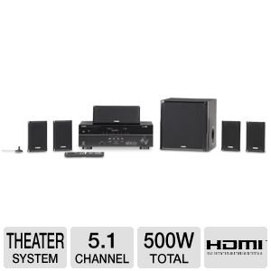 yamaha-yht-4910ubl-51-channel-home-theater-system