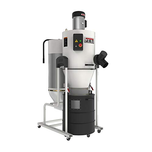 Jet JCDC-2 2 hp Cyclone Dust Collector ()