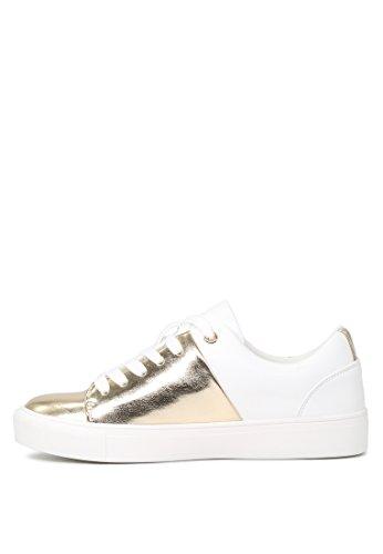 Gold London Sneaker Donna Rag London Rag nXwxz8ZX