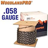 WoodlandPRO 50' Chainsaw Chain Reel (28RC-50R) 920 Drive Links