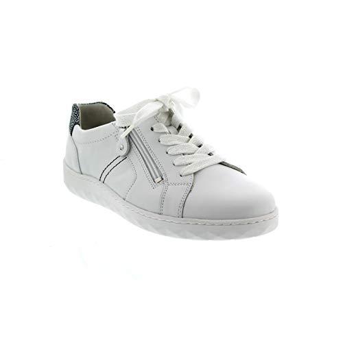 921002 Weiß Chaussures Waldläufer Femme Pour De À Ville 202 150 Lacets vZdqdOw