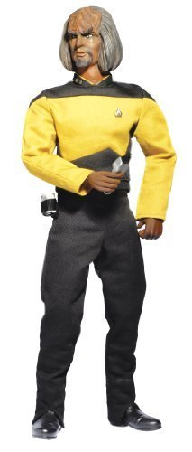 Dragon Models Star Trek: The Next Generation: Worf 1:6 Scale Action Figure by Dragon Models USA