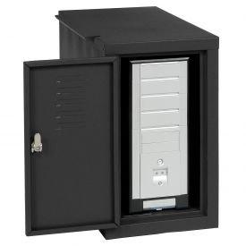 (Computer Cabinet Side Car, Black, 12