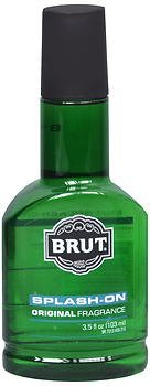 BRUT Splash-On Lotion Original Fragrance - 3.5oz, Pack of 3