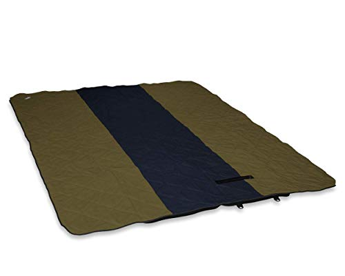 ENO – Eagles Nest Outfitters LaunchPad Double Blanket, Navy Olive