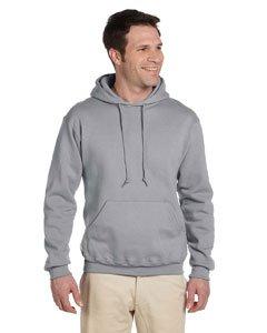 JERZEES SUPER SWEATS - Pullover Hooded Sweatshirt. 4997M - Oxford _M
