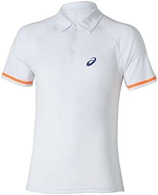 ASICS Gael monfils Torso-Ropa Athlete Lightweight Polo: Amazon.es ...
