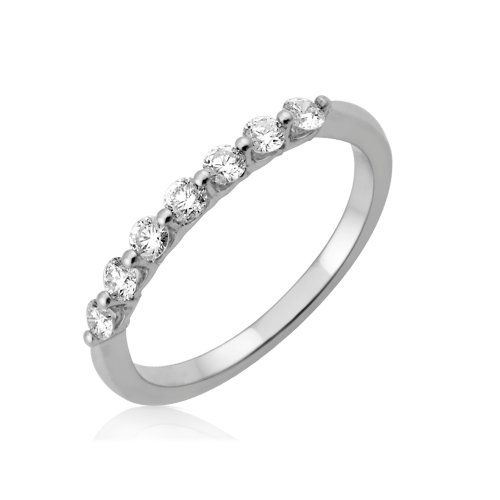 0.29 Ct Diamond Band - 7