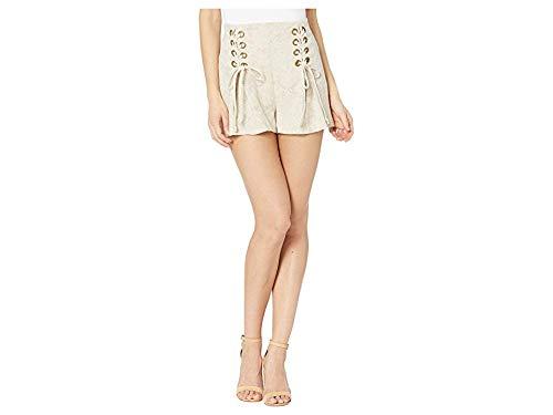 - BCBGeneration Women's Corset Shorts - UGX7186549 Oatmeal X-Small 3