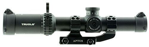 TRUGLO Omnia Low Power Variable Rifle Scope, 1-6 x 24mm