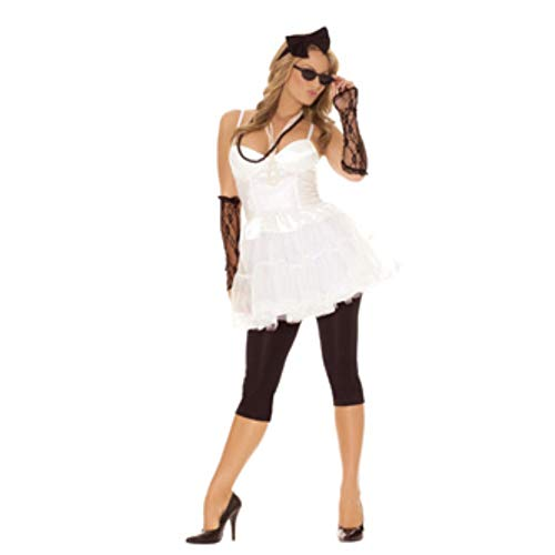 Rock Star Adult Costume - Small