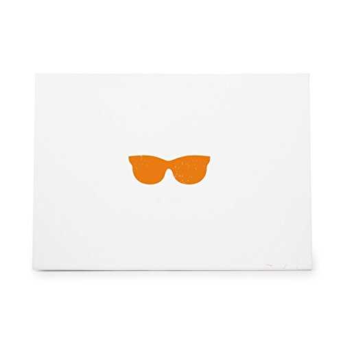 Sunglasses Eyeglasses Eyewear Glass Shades Style 3897, Rubber Stamp Shape great for Scrapbooking, Crafts, Card Making, Ink Stamping Crafts (Sunglasses Rubber Stamp)