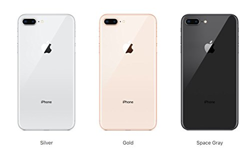 "Apple iPhone 8 Plus 5.5"", 64 GB, Fully Unlocked, Gold"