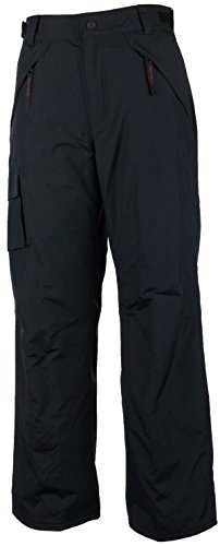 Obermeyer Premise Pant Short Mens Ski Pants - Medium Short/Black by Obermeyer