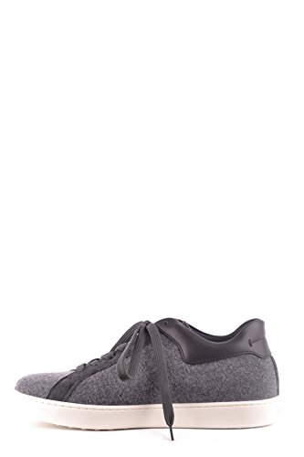 visa payment best store to get for sale Tod's Men's MCBI293165O Grey Fabric Sneakers voPJ8x