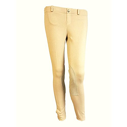 Shires Essentials Low Rise Kids Pull On Riding Jodhpurs