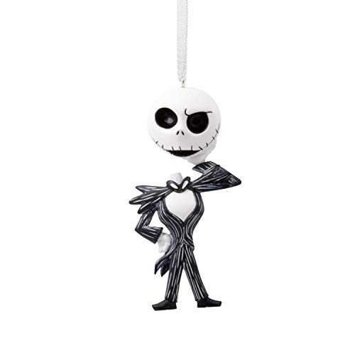 Jack Skeleton Decorations (Hallmark Christmas Ornaments, The Nightmare Before Christmas Jack Skellington)
