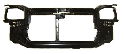 OE Replacement Honda Civic Radiator Support (Partslink Number HO1225104)