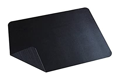 Tuffy Reversible BBQ Grill Pad (1) MADE IN USA, Super Durable, Perfect for Charcoal, Electric and Gas Grills Also for Deep Fryers and Smokers