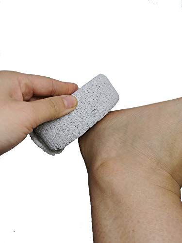 3pcs foot file and pumice stone, Foot Rasp Pedicure Tools Stainless Steel, Hard Skin Callus Remover for Feet and Hands
