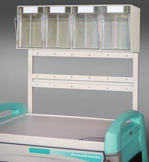 Capsa Healthcare 12088 Avalo Ancillary Tilt Front Bin / Capsa Healthcare 12088 Avalo Ancillary Tilt Front Bin