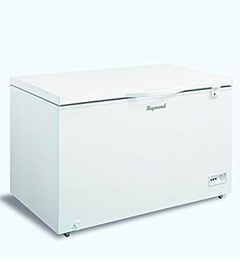 Congelador horizontal a pozzetto Raymond 446 LT. cfp502 a + Blanco ...