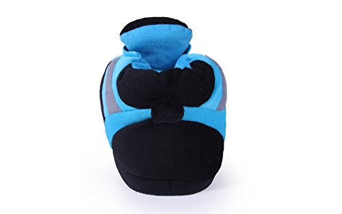 Slippers Womens Sneaker Carolina Feet Panthers LICENSED Feet NFL OFFICIALLY Comfy Happy and Mens fxOHqCw