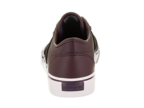 adidas Men's Adi-Ease Lace up Sneaker Dark Burgundy/Footwear White/Mystery Ink Synthetic low shipping fee online Vdm02p
