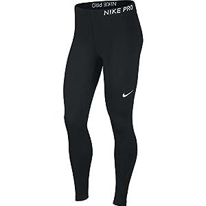NIKE Women's Pro Tights Black/White Size Small
