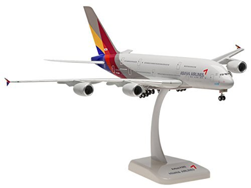 hogan Wings 1/200 A380-800 Asiana Airlines with