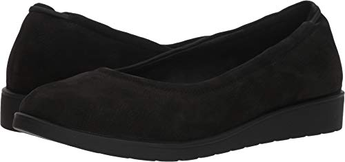 Eileen Fisher Women's Honest Black Nubuck 7.5 B US from Eileen Fisher