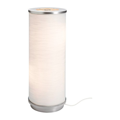 Ikea 602.235.35 Vidja Table Lamp, White - - Amazon.com