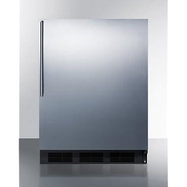 Summit FF63BBISSHV 5.5 cu. ft. Freezerless Refrigerator (Stainless Steel)