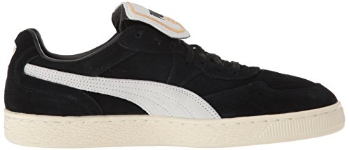 Black Men's Whisper puma Sneaker Legends Suede PUMA White King Puma White wYSqdBZx