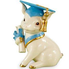 Lenox Graduation Pig Figurine by Lenox (Image #1)
