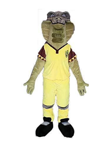 Cobra Mascot Costume (Adult Size Stock Cobra Mascot Costume Team Mascots Sports Mascot Outfits Custom Made Mascot for)