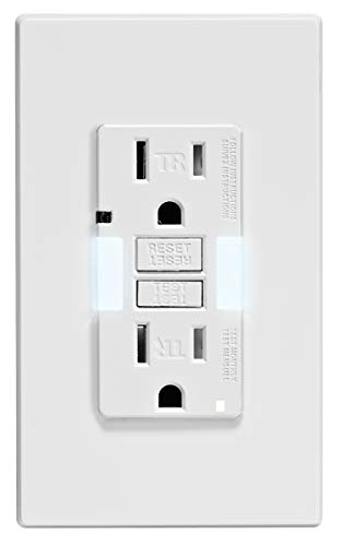 Leviton GFNL1-W Self-test SmartlockPro