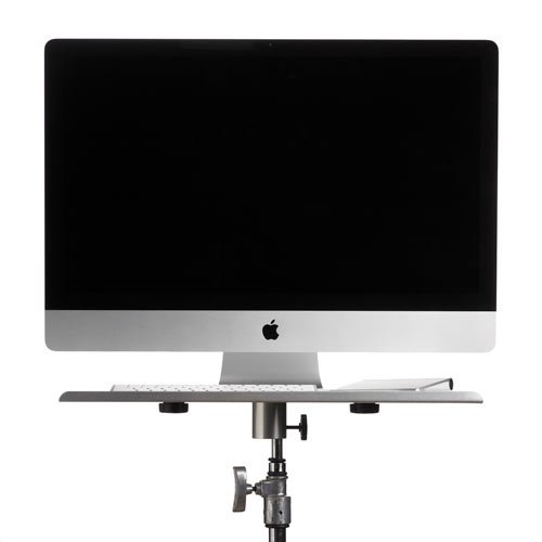 - Tether Tools Aero iMac Table, 22 x 16 inch, Silver