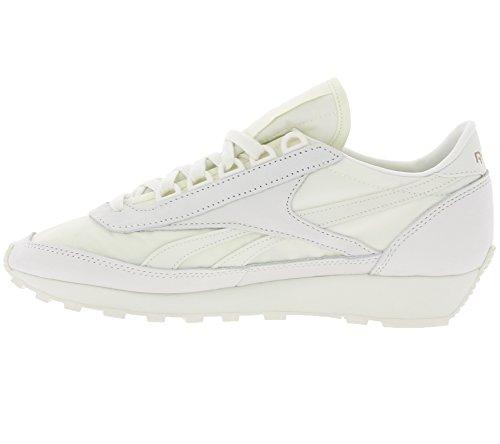 Reebok Classic Aztec FBT Suede Schuhe Damen Sneaker Turnschuhe Weiß mit Veloursleder, Größenauswahl:38