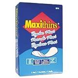 (3 Pack Value Bundle) HOSMT4FS Maxi Thin Sanitary Napkins