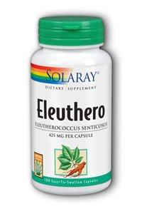 Eleuthero(Siberian Ginseng Root) 425mg - 100 - Capsule (Siberian Root Capsules)